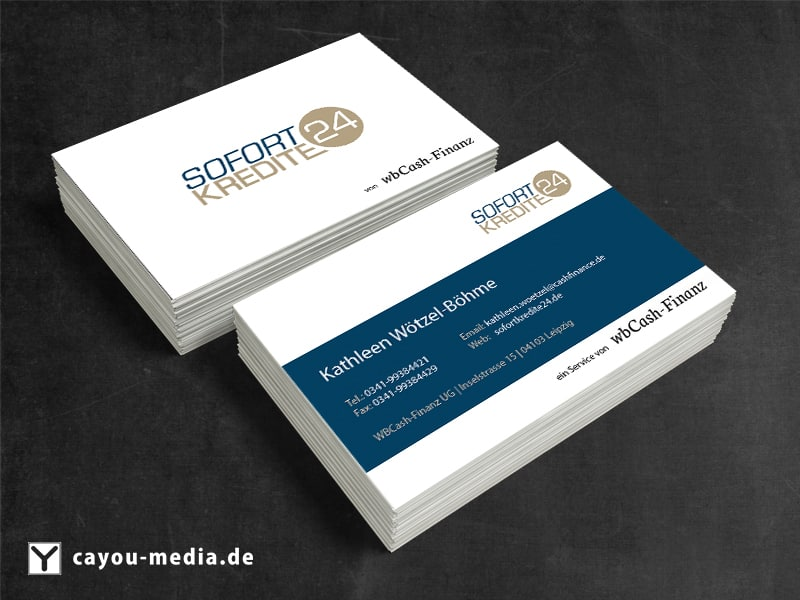 Visitenkarten In Halle Leipzig Grafikdesign Werbemittel